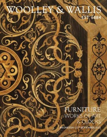 威立士2021年9月22日家具艺术品拍卖电子画册 电子书制作软件