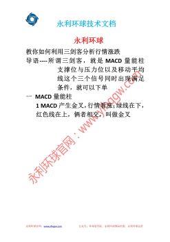 永利环球三剑客技术文档电子宣传册