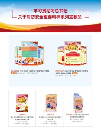 2020 国华慧安 消防应急宣教品服务指南 电子书制作软件