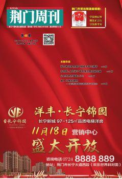荆门周刊46期 电子杂志制作软件