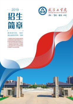 2019年武昌工学院报考指南电子书