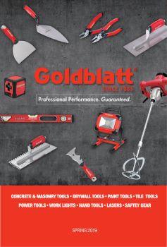 Goldblatt 产品样册_2019 电子书制作软件