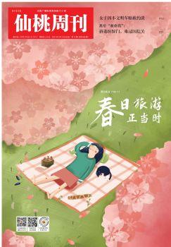 仙桃周刊电子版2021年第12期 电子书制作软件