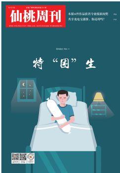 仙桃周刊电子版2021年第13期 电子书制作软件