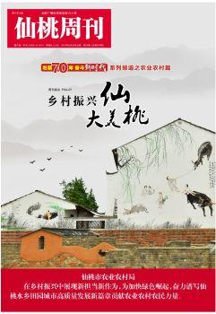 仙桃周刊电子版19年第34期 电子杂志制作平台