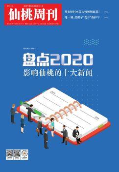 仙桃周刊電子版2020年第52期 電子書制作軟件