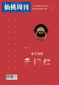 仙桃周刊电子版2021年第9期 电子书制作软件