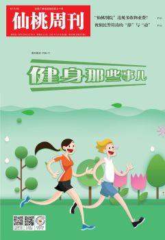 仙桃周刊电子版2021年第29期 电子书制作软件