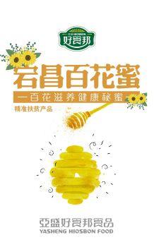 宕昌百花蜜——隐藏在大山里的美味宣传画册