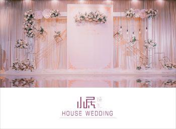 小居婚礼宣传画册