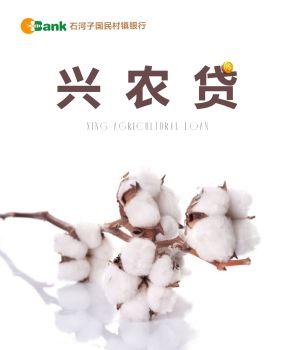石河子国民村镇银行兴农贷电子画册