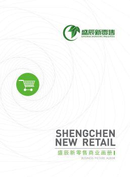 盛辰新零售 品牌画册 电子杂志制作平台