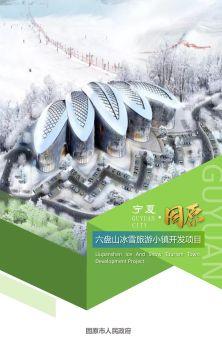 固原市六盤山冰雪旅游小鎮開發項目 電子書制作軟件