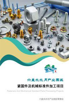 六盘水水月产业园区紧固件及机械标准件加工项目电子画册