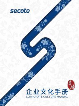 赛腾企业文化手册 电子书制作软件