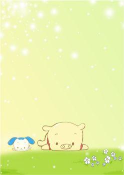 布艺玩偶电子宣传册