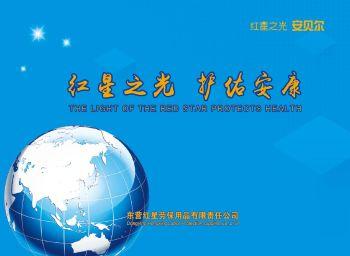 东营红星劳保宣传册