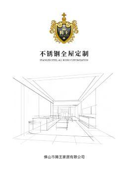 腾王不锈钢全屋定制电子画册