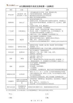 AFD-2018-YK070合生雅居专卖店支持政策--品牌店2018-1-10修订电子宣传册