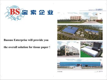 Baosuo Paper Machinery Manufacture Co., Ltd.宣传画册