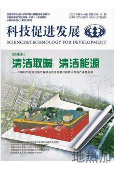 《科技促进发展》地热清洁取暖专辑,电子期刊,在线报刊阅读发布