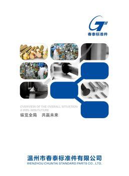 温州市春泰标准件有限公司电子画册