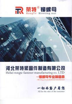 河北荣特紧固件制造有限公司电子画册