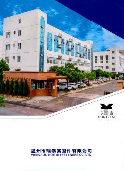 温州市瑞泰紧固件有限公司电子画册