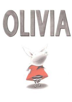 「雅睿教育」英文绘本故事二--10-Olivia 奥莉薇电子书
