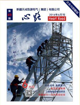 天成鲁源电子期刊《心路》2016年6月刊总第49期