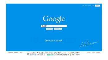 聚品牌 cohesion brand电子刊物
