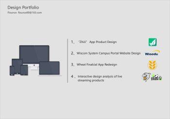 Portfolio-Flounce-UX designer