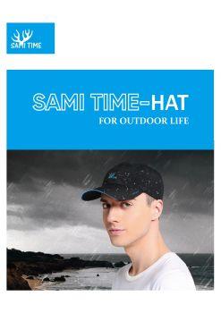 SAMI TIME帽子系列电子画册