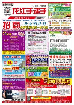 12月3日-龙江手递手电子画册
