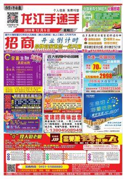 12月5日-龙江手递手电子画册