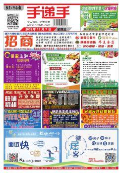 11月7日-龙江手递手_复制电子画册