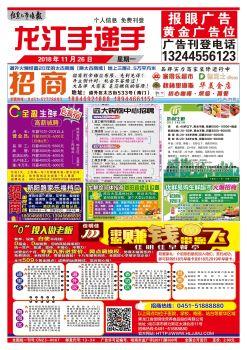 11月26日-龙江手递手电子画册