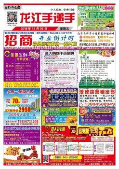 11月30日-龙江手递手电子画册
