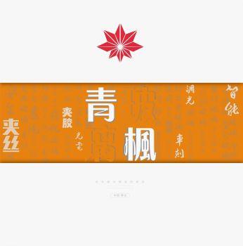 2019年青枫夹胶夹丝新品画册