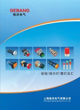 上海格浜电气 产品选型手册