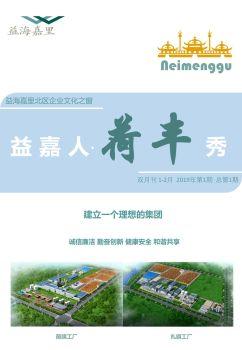 益嘉人·荷丰秀-内蒙古荷丰农业1-2月企业文化之窗电子画册
