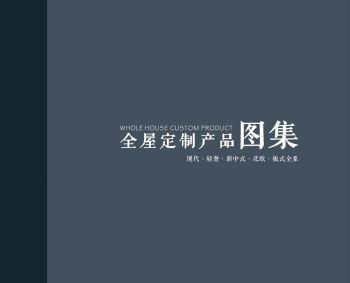 轻奢风&原木风电子刊物