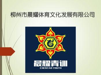 柳州市晨耀体育文化传播有限公司介绍ppt(一稿)电子画册