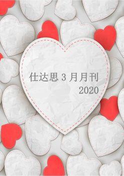 仕達思2020年3月內刊 電子書制作軟件