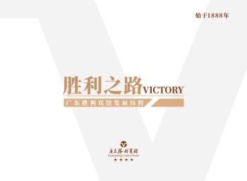 胜利之路-广东胜利宾馆发展历程电子书