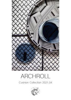 ARCHROLL-2021.04cushion collection电子杂志 电子书制作软件