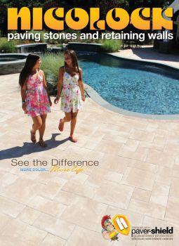 9067 国外花园石材铺砖装修设计画册