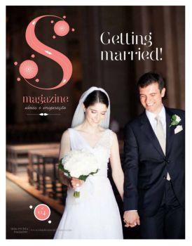 6110 欧式婚礼婚庆装饰杂志