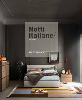 12360 意大利卧室家具画册
