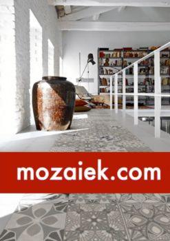 11622 国外马赛克瓷砖装饰设计专刊电子画册